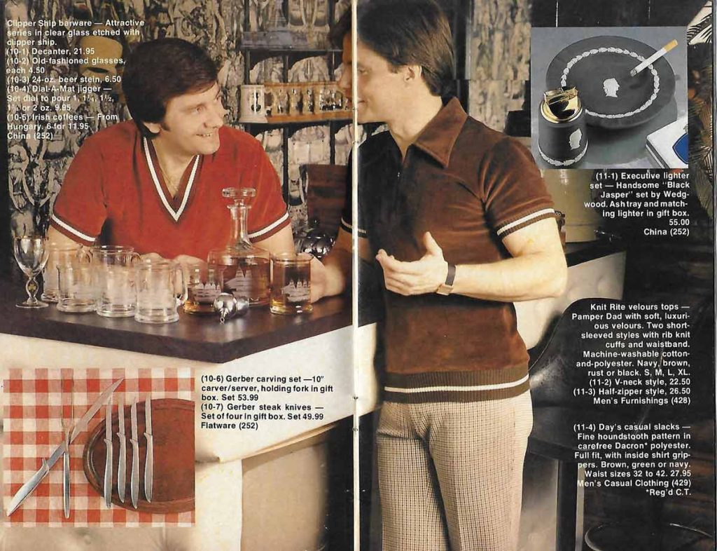 70s father's day catalog