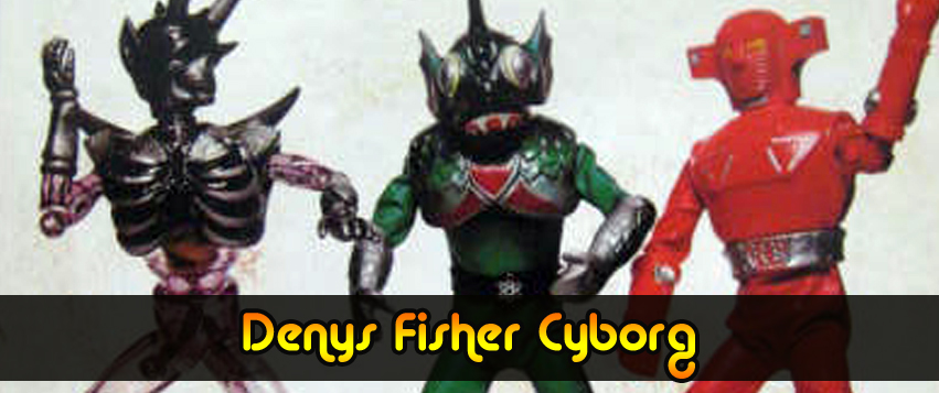 Denys Fisher Cyborg Gallery