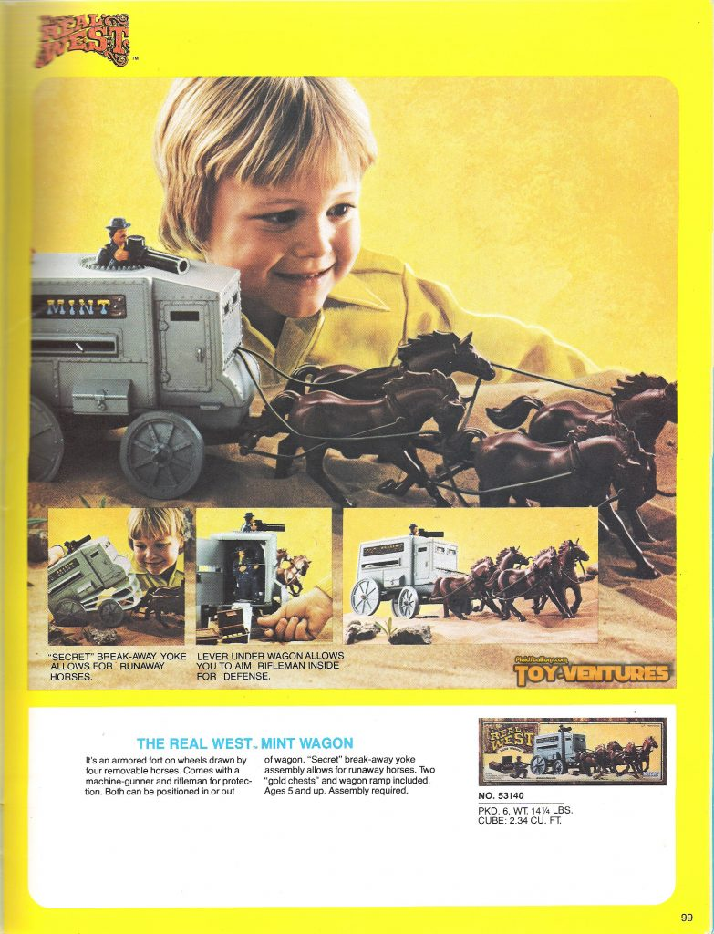 Kenner Real West Series