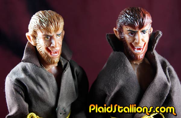 Lincoln Wolfman variations