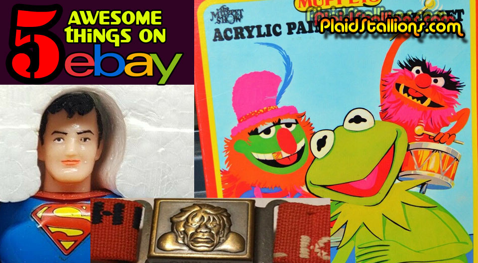 five awesome things on ebay