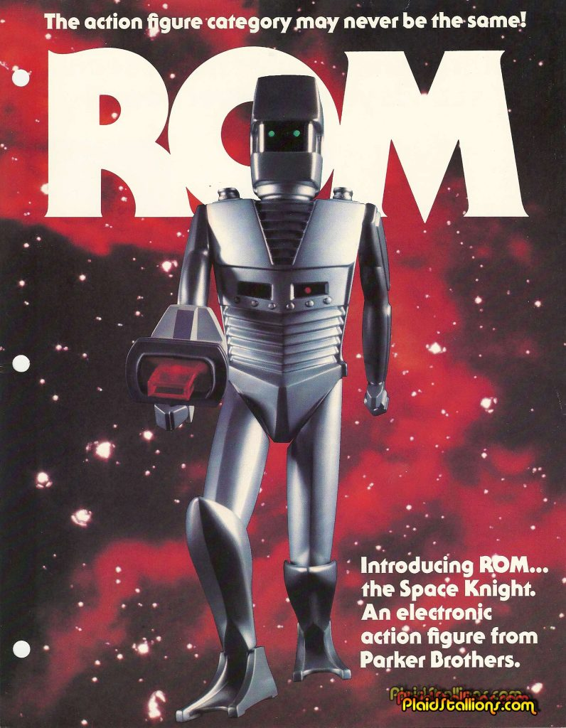 Parker Brothers ROM: Space Knight
