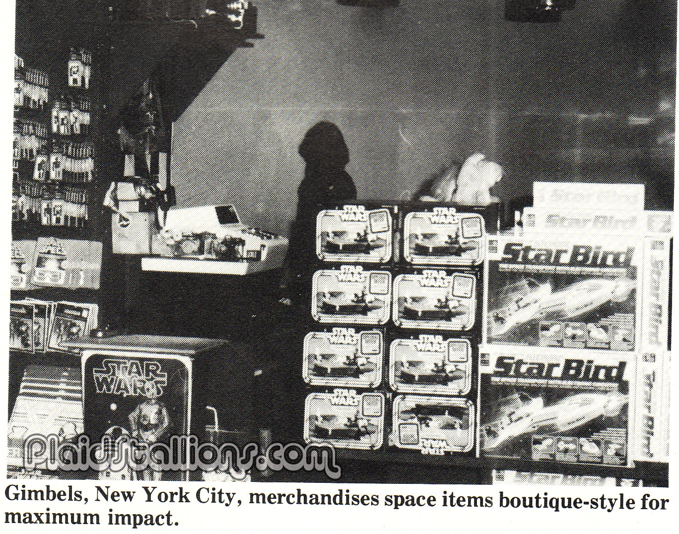 an amazing selection of kenner star wars, zymlex metal man and micronauts in 1979