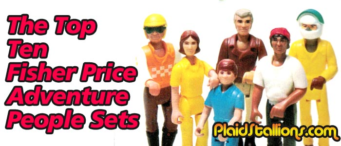 Fisher Price Adventure Team