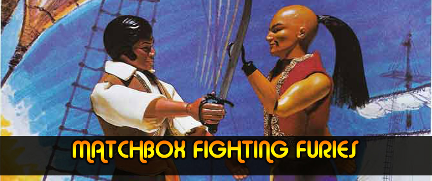 Matchbox Fighting Furies Gallery