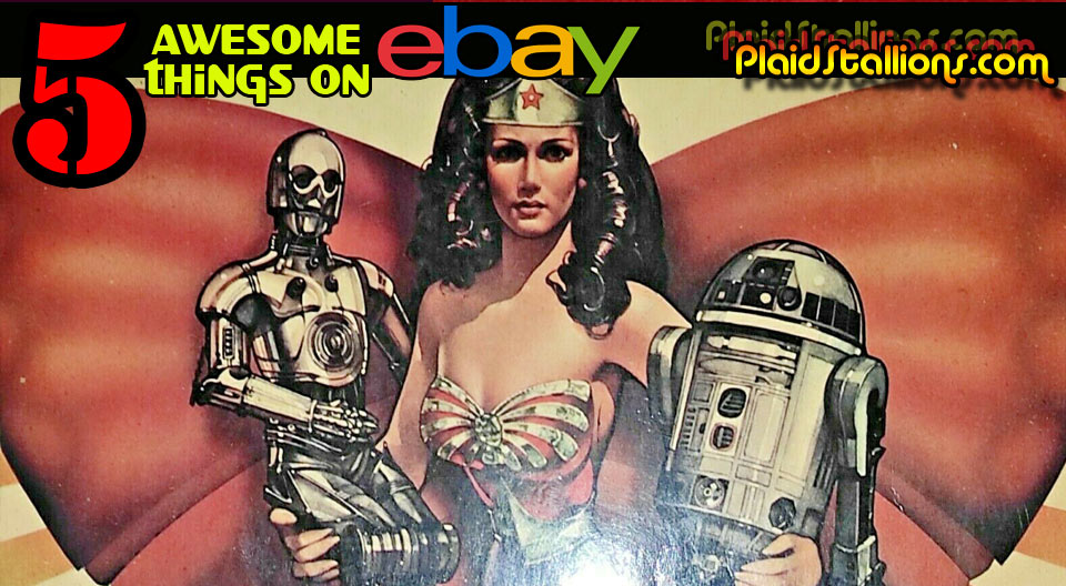 5 awesome things on ebay this week