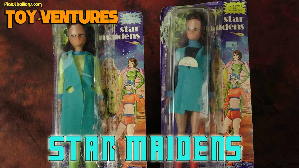 Plaid Stallions Toy Ventures Star Maidens