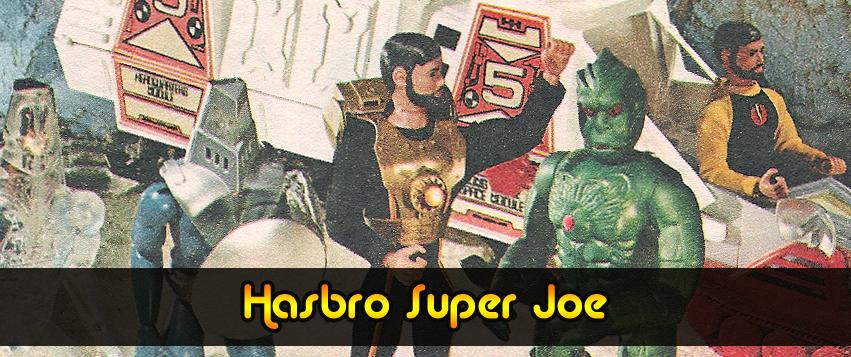 Hasbro Super Joe