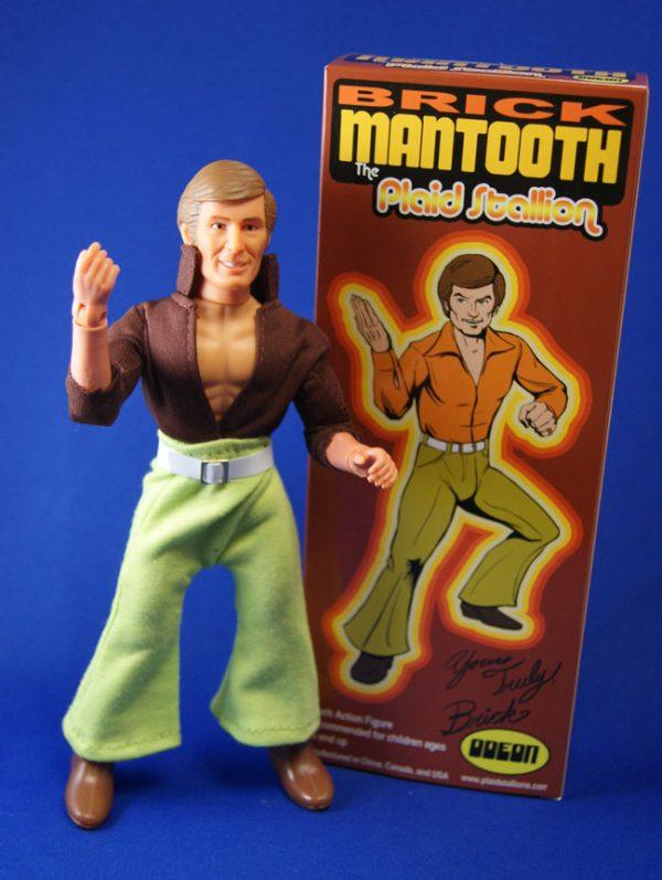 Brick Mantooth Action Figure