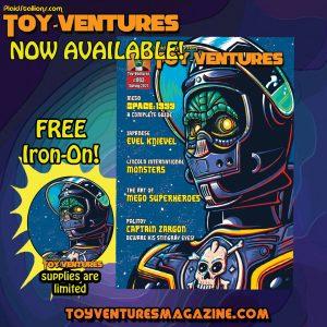 Toy-Ventures Magazine Issue 3