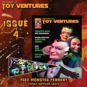 Toy-Ventures Issue 4