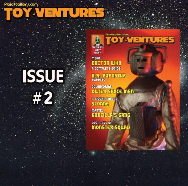 Toy-Ventures Magazine Issue 2