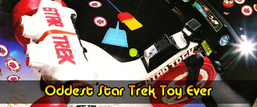 The Oddest Star Trek Toy Ever
