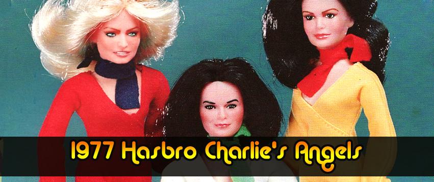 Hasbro Charlies Angels