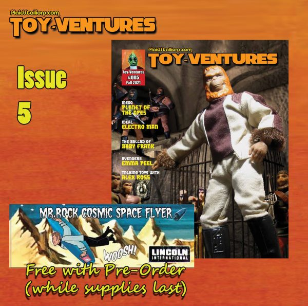 Toy-Ventures Issue 5