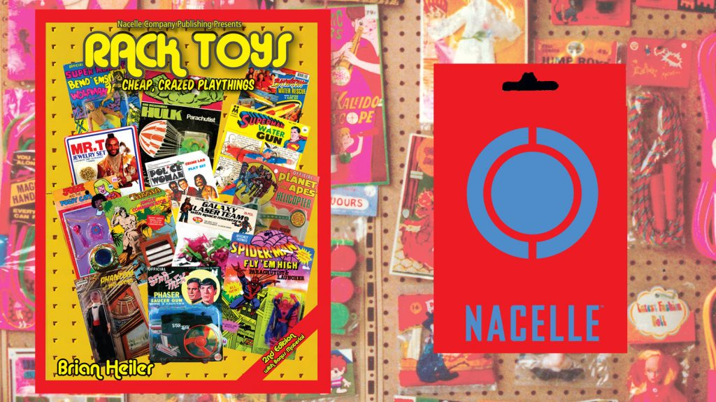 Rack Toys from Nacelle Company