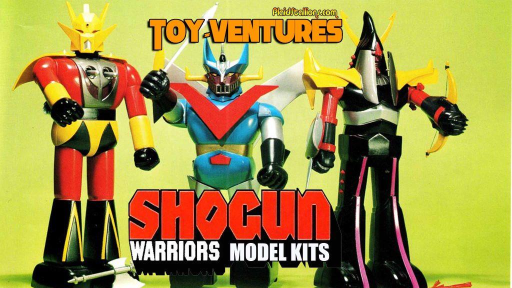 Shogun Warriors Model Kits