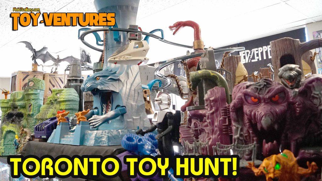 Toronto Toy Hunt