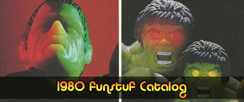 1980 FunStuf Toys Catalog