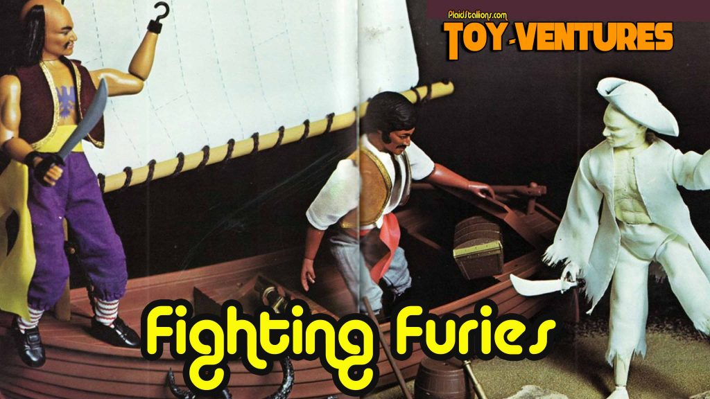Matchbox Fighting Furies